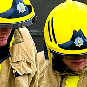 Emergency crews attend Shropshire road smash