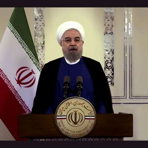 Iran strikes defiant tone at UN under crushing US sanctions