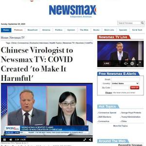 """The second report will be published. Yan Limeng concluded: Laboratory virus """"non-accidental leak""""-International"""