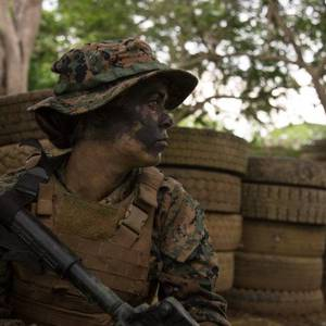 Colombia and US resume military exercises against drug trafficking