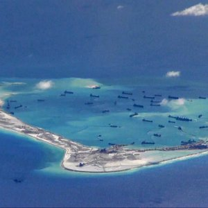 US Blacklists 24 Chinese Companies for 'Helping to Build Military Islands' in South China Sea