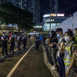 Universities slam police ban on student reporters