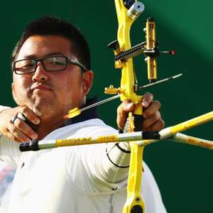 """Kim Woo-jin aims for the first ever """"three archery crowns"""""""