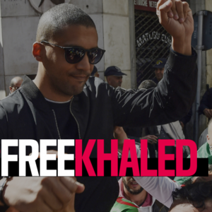 Who is Khaled Drareni, the symbol of press freedom in Algeria? | Reporters Without Borders