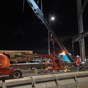 Auckland Harbour Bridge: Two lanes expected to open following temporary fix
