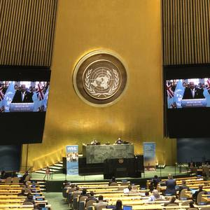 PM Bainimarama joins world leaders in calling for solidarity and multilateralism
