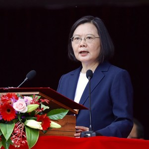 Co-aircraft harassing Taiwan, President Tsai calls on the CCP to restrain itself and not provocate