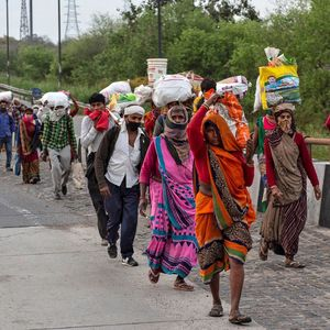 Over 1 Crore Migrant Workers Walked to Their Home States During Lockdown Till June: Govt Informs Parliament