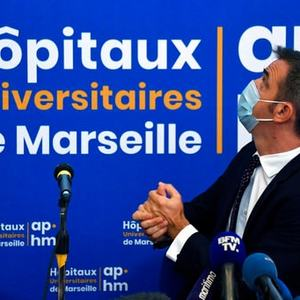 French hospitals delay operations to cope with COVID surge