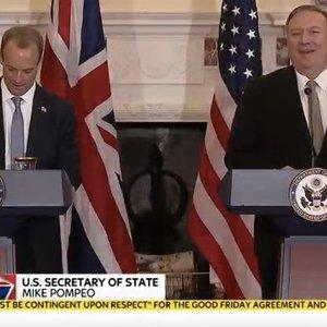 UK's Raab says we can do a 'win-win' U.S. trade deal