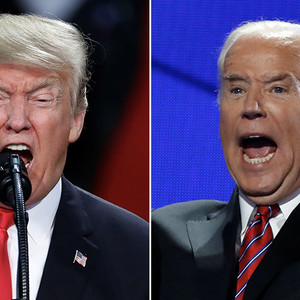 US election debates schedule: What time are Donald Trump and Joe Biden going head-to-head next week?