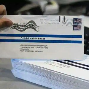 Trump campaign sues to block mail-in ballot rule changes