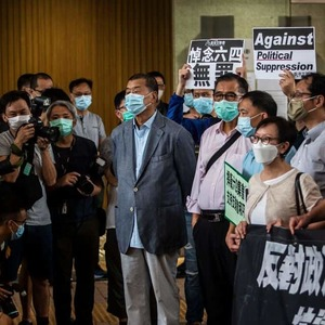 Twelve Hong Kong people swallowed up by Chinese justice