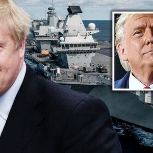 South China Sea: US praises UK as allies prepare to take action against Beijing