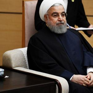 Rouhani says U.S. can impose neither negotiations nor war on Iran