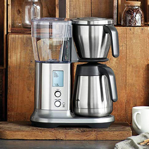 These Smart Coffee Makers Let You Pre-Program Everything, For A Quick Morning Cup