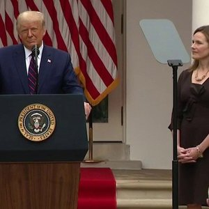 Opinion: The Real Reason Trump Is Picking Amy Coney Barrett