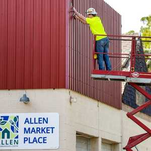 Construction begins on new $11 million Allen Neighborhood Center facility