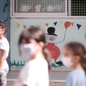 Medical Association of Thessaloniki: The mask for children is not a muzzle