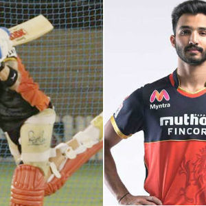 Same heart, same style .. Feel like you saw Yuvraj Singh .. Stunned reading .. Who is this?