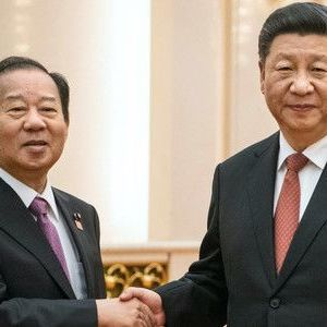 Xi Jinping calls on Japan's new prime minister to strengthen ties with China