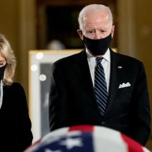 Biden says voters should choose who nominates Supreme Court justice