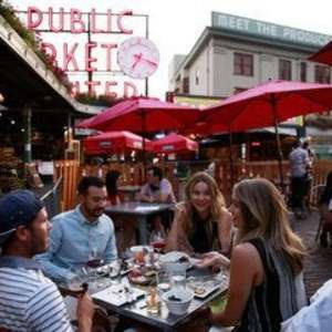 Summer is gone, but outdoor dining will stay a while as 150 Seattle street patios and sidewalk cafes weather COVID
