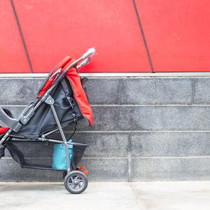 Homeless man tosses baby stroller onto Bronx subway tracks: cops