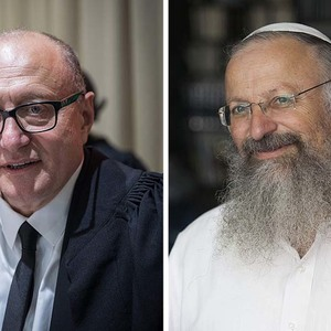 Most Conservative High Court Justice Alex Stein Orders Rabbi Eliyahu's Disciplinary Hearing for Incitement