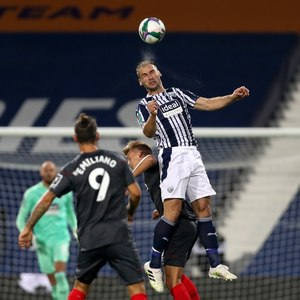 Carabao Cup: West Brom 2 Brentford 2 (4-5 on pens) - Report and pictures