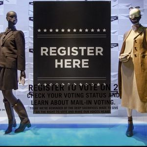 You Can Now Register to Vote at Saks Fifth Avenue