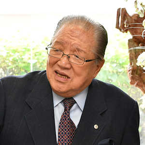 """What is the person who prepared the acquisition fund of 500 million yen for the two Don """"Tokyo Olympics"""" behind the birth of """"Prime Minister Kan"""""""