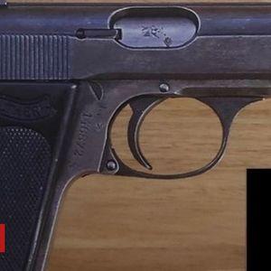 Hunt continues for James Bond guns stolen in raid