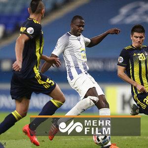 VIDEO: Match highlights of Esteghlal  1-2 Pakhtakor