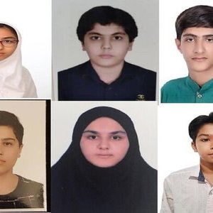 Six Iranian students win medals at Singapore math Olympiad
