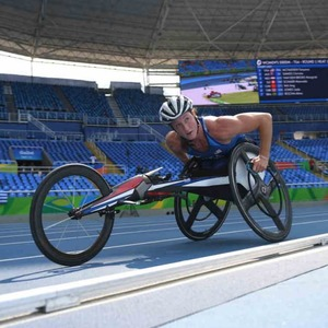 Great Paralympic moments: Tatyana McFadden medals in six events at Rio 2016