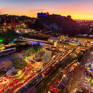 Underbelly lift the lid on the finances of Edinburgh's Christmas and Hogmanay festivals