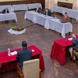 CPN (Maoist) secretariat meeting begins in Parisdanda