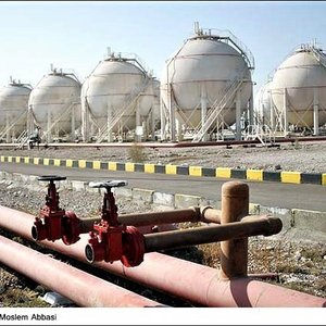 Iran's natural gas storage rises in H1