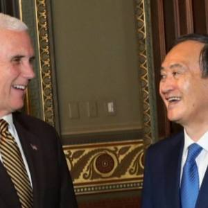 Suga diplomacy needs a vision, with Japan-US alliance at core