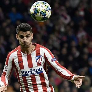 Juventus sign Atletico forward Morata on one-year loan deal
