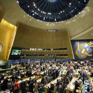 UN marks 75th anniversary with declaration
