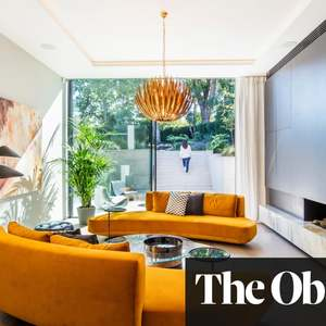 Trapping the light fantastic: a new-build home that confounds expectations
