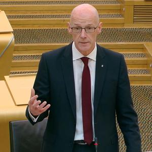 Contingency plans being considered for next year's Holyrood elections - John Swinney
