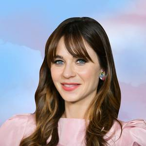 For Zooey Deschanel, Self-Care is Tie-Dyeing and Air Frying