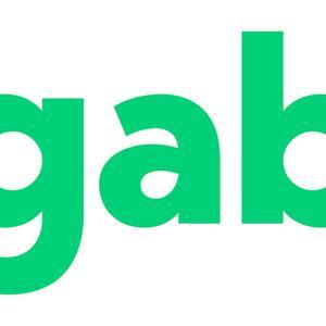 Gab Social hosted on gab.com